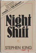 Books:Horror & Supernatural, Stephen King. Night Shift. Garden City: Doubleday &Company, 1978. First edition. Octavo. Publisher's binding and du...