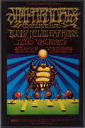 Music Memorabilia:Posters, Jimi Hendrix Experience/Buddy Miles Express Winterland ConcertPoster BG-140 (Bill Graham, 1968)....