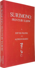 Books:Prints & Leaves, [Japanese Woodblock Prints]. Edythe Polster and Alfred H. Marks.Surimono: Prints by Elbow. Washington, D. C.: Lovej...