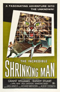 "Movie Posters:Science Fiction, The Incredible Shrinking Man (Universal International, 1957). OneSheet (27"" X 41"").. ..."