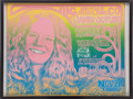 Music Memorabilia:Posters, Big Brother and the Holding Company with Janis Joplin HemisfairTheatre Concert Handbill (Vulcan Gas Company, 1968)....