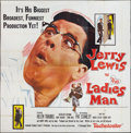 """Movie Posters:Comedy, The Ladies Man (Paramount, 1961). Six Sheet (81"""" X 81""""). Comedy.. ..."""