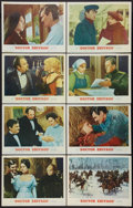 "Movie Posters:Drama, Doctor Zhivago (MGM, 1965). Lobby Card Set of 8 (11"" X 14""). Drama.. ... (Total: 8 Items)"