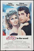 """Movie Posters:Musical, Grease (Paramount, 1978). One Sheet (27"""" X 41""""). Musical.. ..."""