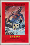 "Movie Posters:Fantasy, Jason and the Argonauts (Columbia, R-1978). One Sheet (27"" X 41"").Fantasy.. ..."
