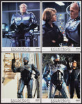 "Movie Posters:Action, RoboCop 2 (Orion, 1990). Lobby Card Set of 8 (11"" X 14""). Action..... (Total: 8 Items)"