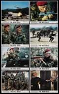 """Movie Posters:War, The Wild Geese (Allied Artists, 1978). Color Still Set of 8 (8"""" X10""""). War. ... (Total: 8 Items)"""