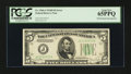 Error Notes:Double Denominations, Fr. 1960-J $5/$10 1934D Federal Reserve Note. PCGS Gem New 65PPQ. . ...