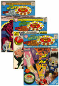Silver Age (1956-1969):Horror, House of Mystery Group (DC, 1966-67) Condition: Average FN....(Total: 7 Comic Books)