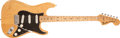 Musical Instruments:Electric Guitars, 1975 Fender Stratocaster Natural Electric Guitar, #715908. ...