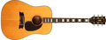 Musical Instruments:Acoustic Guitars, 1969 Gibson Heritage Natural Acoustic Guitar, #626650....