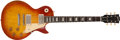 Musical Instruments:Electric Guitars, 1960 Gibson Les Paul Standard Cherry Sunburst Electric Guitar....