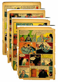 Detective Comics #27 Incomplete Copy (DC, 1939) Condition: PR