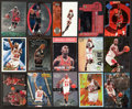 Basketball Cards:Lots, 1990's Multi-Brand Michael Jordan Collection (67). ...