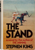 Books:Horror & Supernatural, Stephen King. The Stand. Garden City: Doubleday &Company, 1978.. First edition. Inscribed by the author....