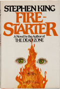 Books:Horror & Supernatural, Stephen King. Firestarter. New York: The Viking Press, 1980.. First trade edition signed by the author in th...