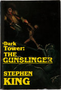 Books:Horror & Supernatural, Stephen King. The Dark Tower: The Gunslinger. West Kingston,Rhode Island: Donald M. Grant, Publisher, Inc., 1982.. ...