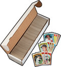 Baseball Cards:Lots, 1972 Topps Baseball Collection (Approx. 800) From Vending. ...