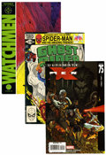 Modern Age (1980-Present):Miscellaneous, Comic Books - Assorted Modern Age Comics Box Lot (Various Publishers, 1990s-2000s) Condition: Average NM-....