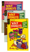 Bronze Age (1970-1979):Cartoon Character, Walt Disney's Comics and Stories Group (Gold Key, 1970s-80s)Condition: Average VF+.... (Total: 70 Comic Books)