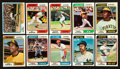 Baseball Cards:Sets, 1974 Topps Baseball High Grade Near Set (590/660). ...