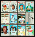 Baseball Cards:Sets, 1970 Topps Baseball High Grade Starter Set With 81 High Numbers (500+ cards)....