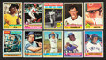 Baseball Cards:Sets, 1976 Topps Baseball High End Complete Set (660). ...
