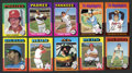 Baseball Cards:Sets, 1975 Topps Baseball High Grade Near Set (659/660). ...