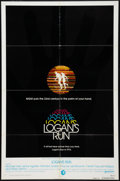 """Movie Posters:Science Fiction, Logan's Run (MGM, 1976). One Sheet (27"""" X 41""""). Advance. Science Fiction.. ..."""