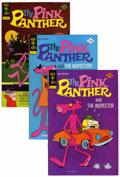 Bronze Age (1970-1979):Cartoon Character, Pink Panther File Copies Group (Gold Key, 1972-83) Condition:Average VF/NM.... (Total: 37 Comic Books)