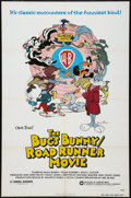 "Movie Posters:Animated, The Bugs Bunny/Road Runner Movie (Warner Brothers, 1979). One Sheet (27"" X 41""). Animated.. ..."