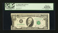 Error Notes:Foldovers, Fr. 2028-B $10 1988A Federal Reserve Note. PCGS Choice New 63PPQ.....