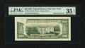 Error Notes:Foldovers, Fr. 2075-B $20 1985 Federal Reserve Note. PMG Choice Very Fine 35EPQ.. ...