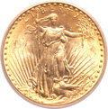 Saint-Gaudens Double Eagles, 1926-D $20 MS62 PCGS....