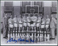 Basketball Collectibles:Photos, George Mikan Signed Photograph. ...