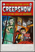 "Movie Posters:Horror, Creepshow (Warner Brothers, 1982). One Sheet (27"" X 41""). Advance. Horror.. ..."