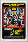 "Movie Posters:Sexploitation, Madam Kitty (Trans American, 1976). One Sheet (27"" X 41"").Sexploitation.. ..."