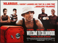 "Welcome to Collinwood (Warner Brothers, 2002). British Quad (30"" X 40""). DS. Comedy"