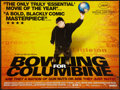 """Movie Posters:Documentary, Bowling for Columbine (United Artists, 2002). British Quad (30"""" X 40""""). DS. Documentary.. ..."""