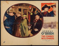 "Movie Posters:Western, The Cowboy Millionaire (Fox, 1935). Half Sheet (22"" X 28""). Style A. Western.. ..."