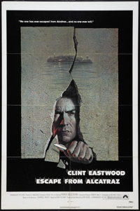 """Escape from Alcatraz Lot (Paramount, 1979). One Sheets (2) (27"""" X 41""""). Thriller. ... (Total: 2 Items)"""