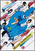 "Movie Posters:Animated, Yellow Submarine (Lewandowski and Marcinkiewicz, 2009). Polish Gallery Poster (27"" X 39""). Animated.. ..."