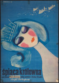 "Movie Posters:Animated, Sleeping Beauty (Buena Vista, 1962). Polish One Sheet (22"" X 32""). Animated.. ..."