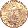 Saint-Gaudens Double Eagles, 1929 $20 MS63 PCGS....