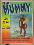 "Movie Posters:Horror, The Mummy (Universal International, 1959). Poster (30"" X 40""). Horror.. ..."