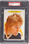 Hockey Cards:Singles (1970-Now), 1980 O-Pee-Chee Super Hockey Wayne Gretzky #7 PSA MINT 9. ...