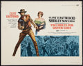 "Movie Posters:Western, Two Mules for Sister Sara (Universal, 1970). Half Sheet (22"" X 28""). Western.. ..."
