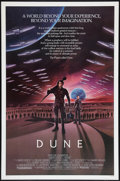 "Movie Posters:Science Fiction, Dune (Universal, 1984). One Sheet (27"" X 41""). Science Fiction.. ..."