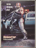"Movie Posters:Action, RoboCop (Orion, 1987). Subway (45"" X 60""). Action.. ..."