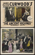 """Movie Posters:Drama, Folly of Vanity and Other Lot (Fox, 1924). Lobby Cards (2) (11"""" X 14""""). Drama.. ... (Total: 2 Items)"""